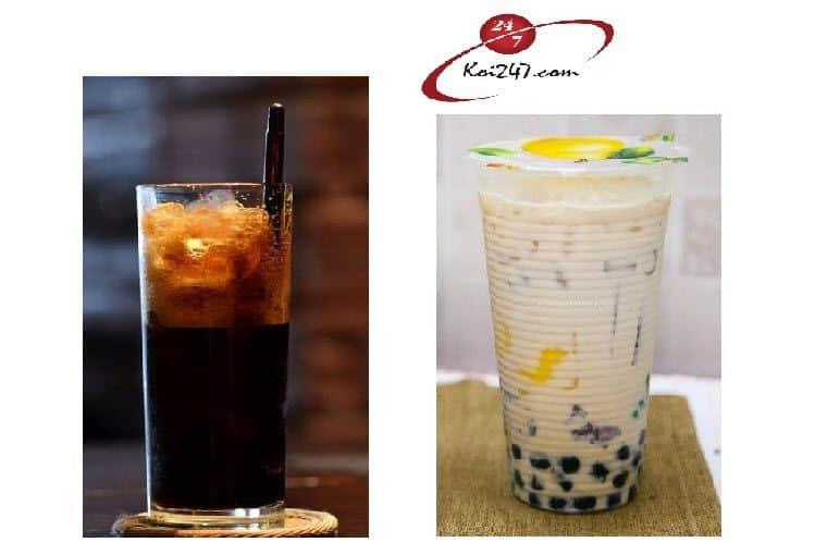 Tiêu chí hỗ trợ Cafe / Trà sữa