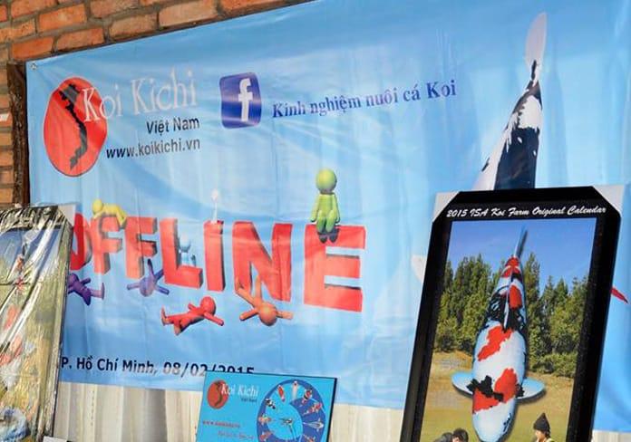1st Offline Koi Kichi Việt Nam